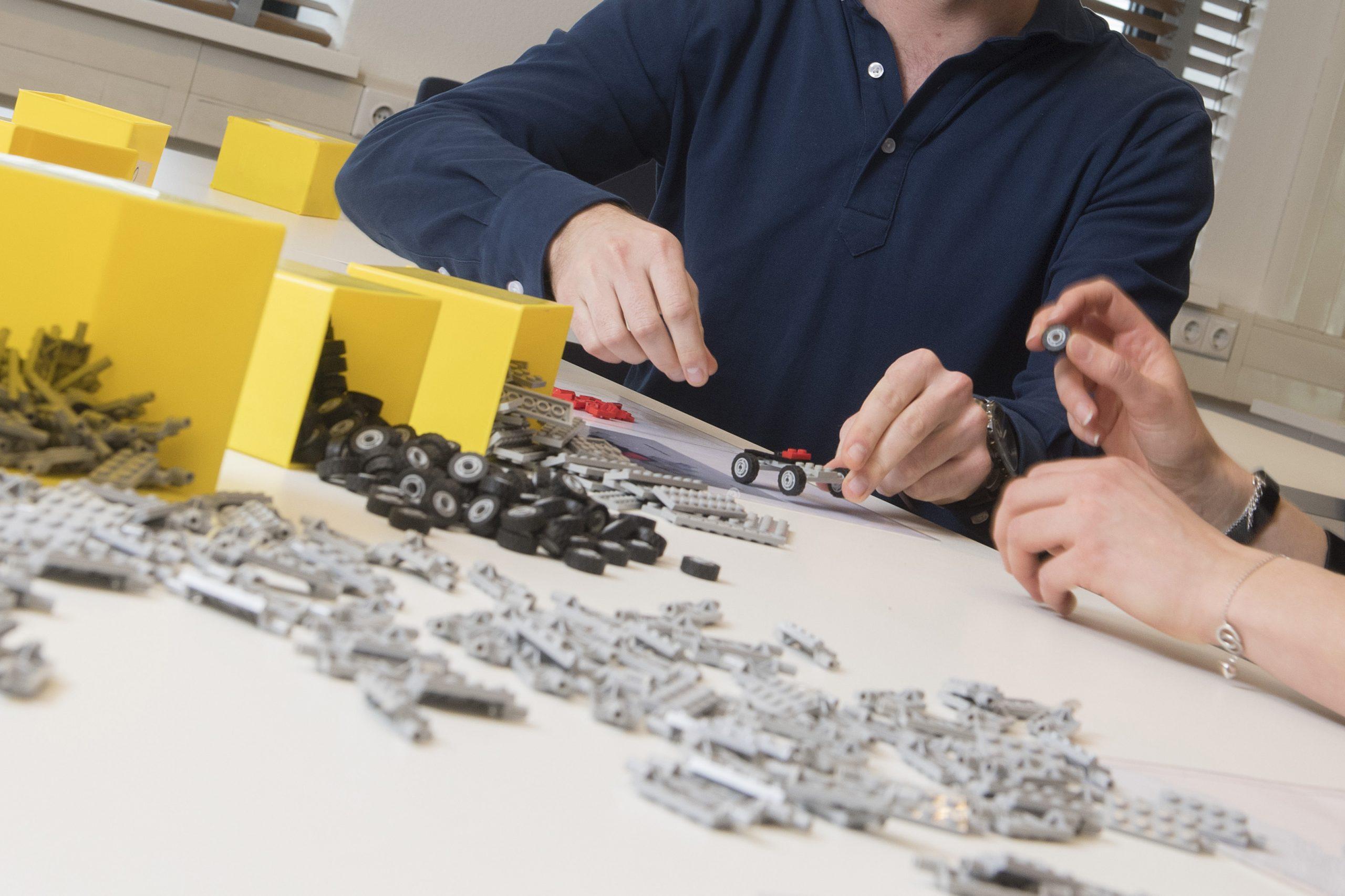 Case: Lean Lego game - Ervaar de kracht van Lean in een productieomgeving